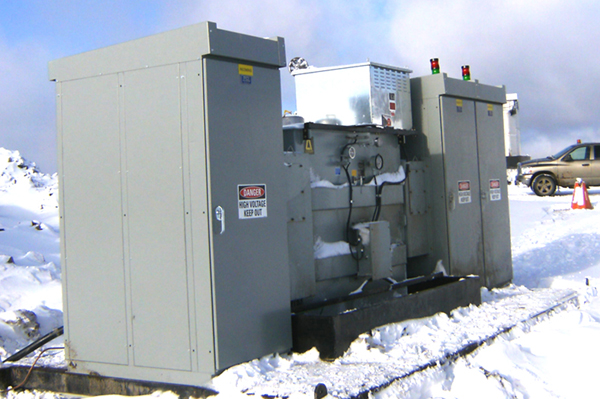 Electrical Equipment by IMG