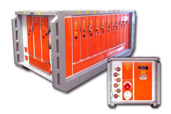 IMG Product: Substation & PDCs